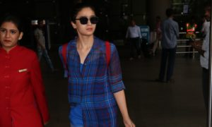 Pics, Alia Bhatt, latest airport look, Blue