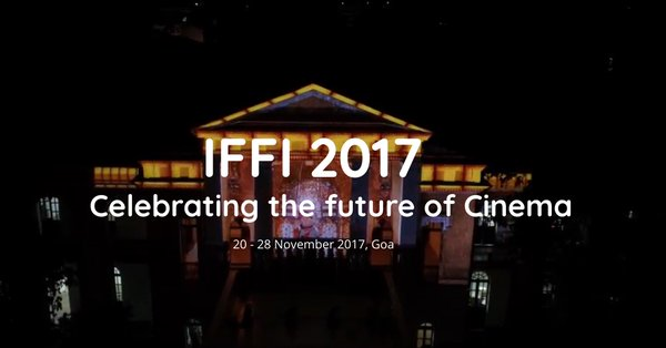 IFFI,CINEMA, Anand Gandhi