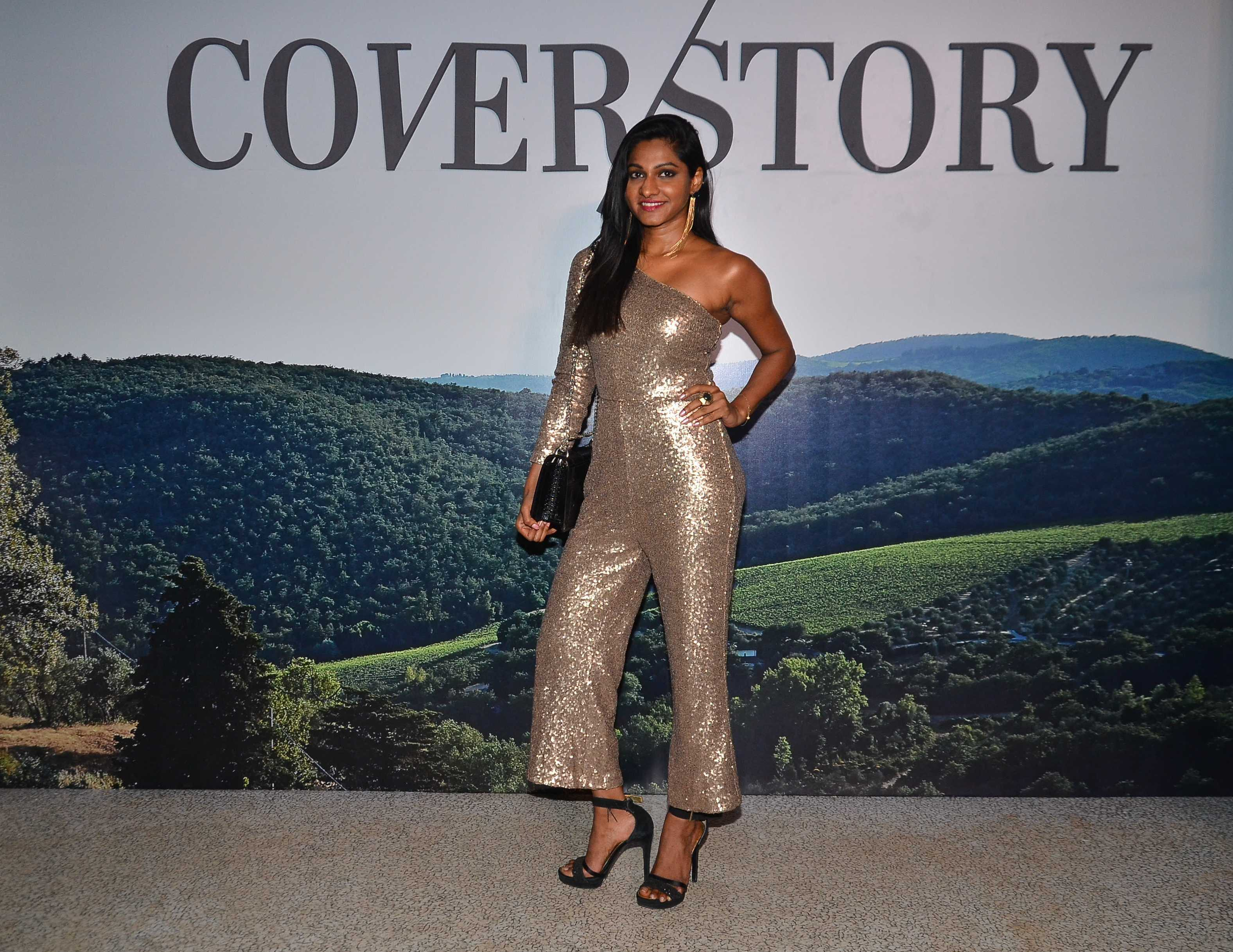 Celeb Stylist Esha Amin at Cover Story AW 17 Party