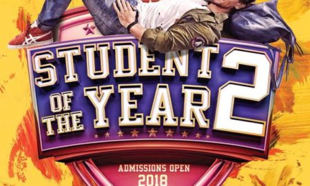 Tiger Shroff, Student Of The Year 2 Poster