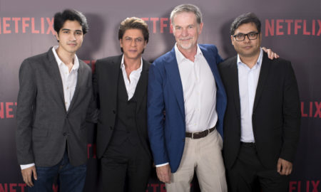 Bard of Blood,Netflix, Red Chillies Entertainment