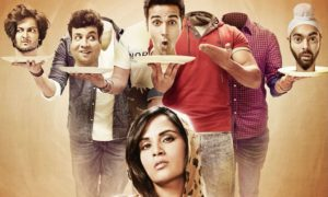 Ranveer Singh, Fukrey Returns, comics