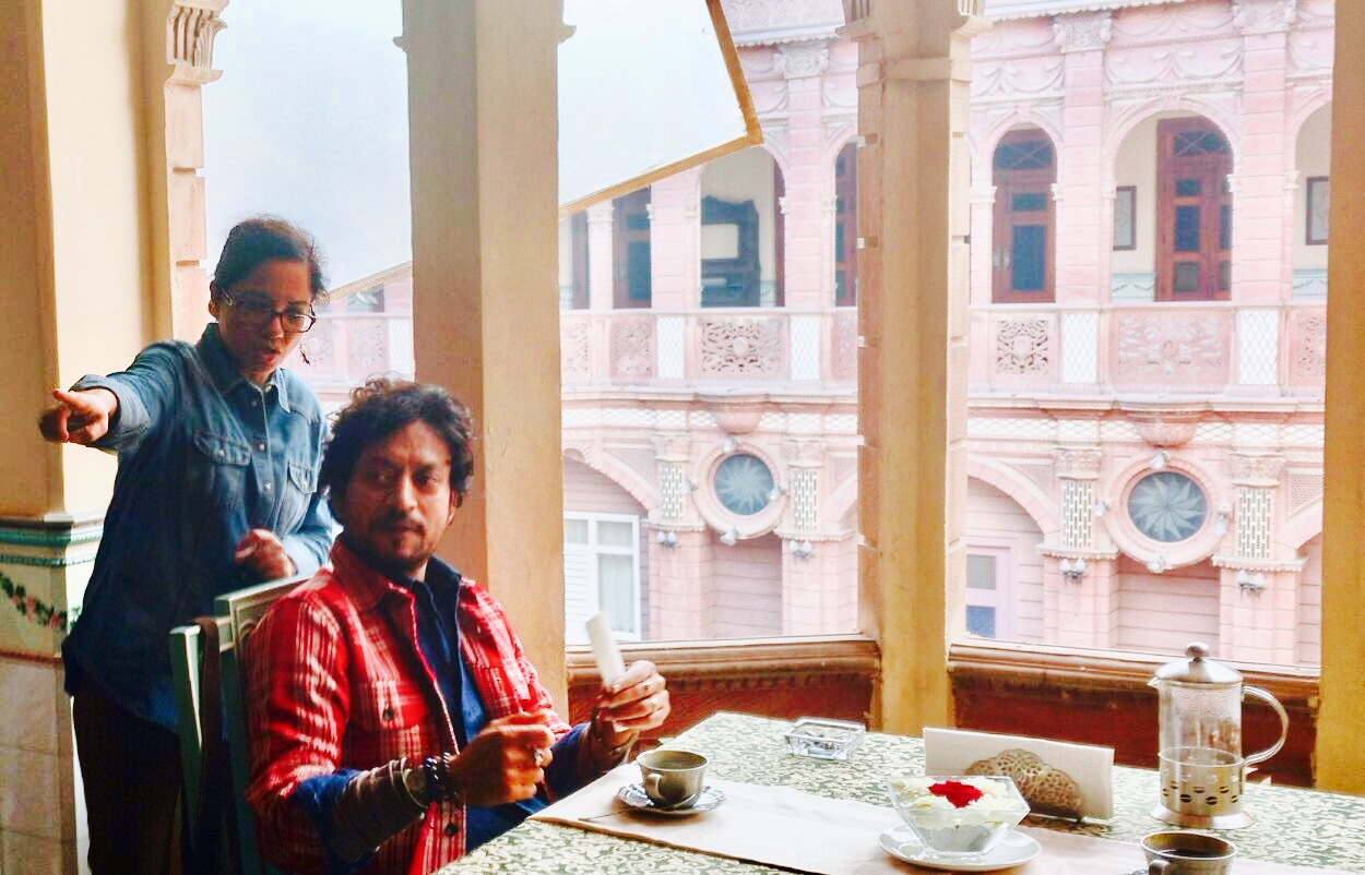 Woman power, Irrfan Khan, Parvathy