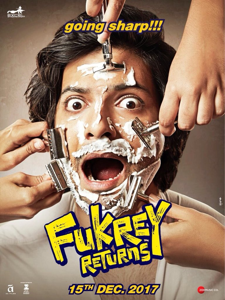Fukrey Returns,