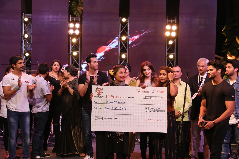 Winners, Bas Ab Bahut Ho Gaya Campaign