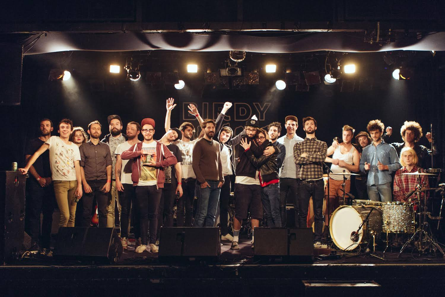 French Bands, Colt Silvers, Last Train To Tour India, Bonjour India festival