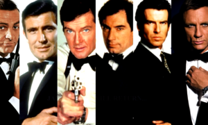 IFFI 2017,James Bond Retrospective