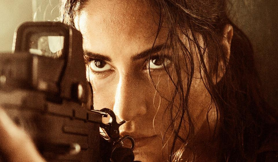 Katrina Kaif, Trained, Real Intelligence Agents, Ali Abbas Zafar