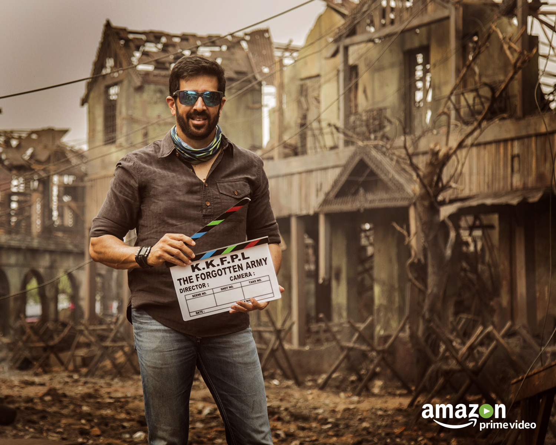 Kabi Khan, Amazon Original, The Forgotten Army