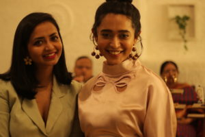 Mrinalini Chandra and Sayani Gupta at the Candy Crush Jewellery Launch hosted by Mrinalini Chandra and Dream Theatre