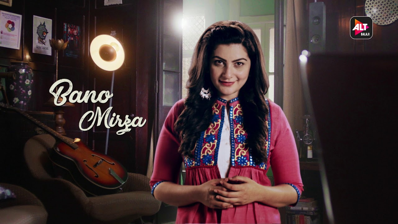 check out the first look of bano