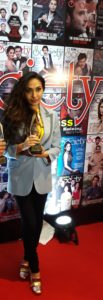 Outstanding Producer, Prernaa Arora, Society Achievers Award,