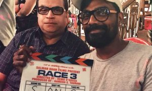 Race 3, song