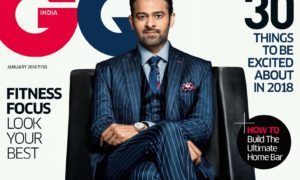 Prabhas, GQ cover