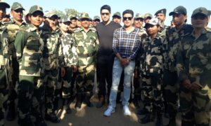 Aiyaary, Army Day