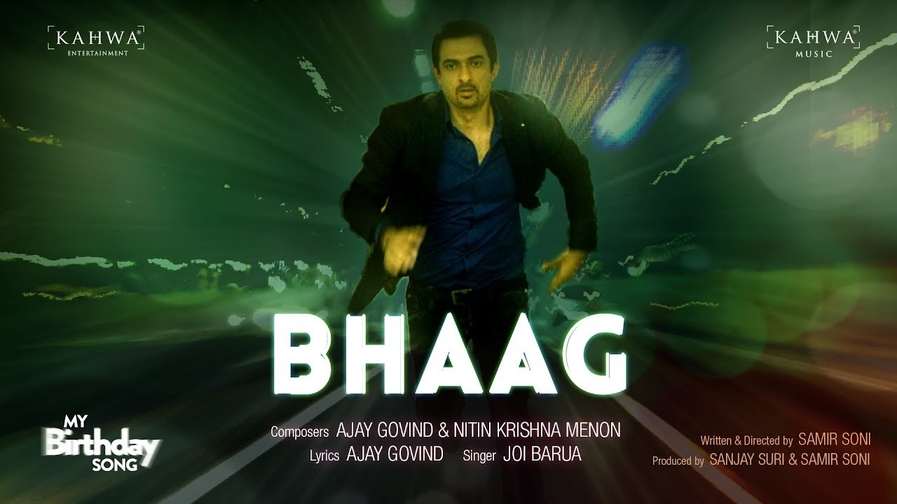 bhaag from my birthday song ft s