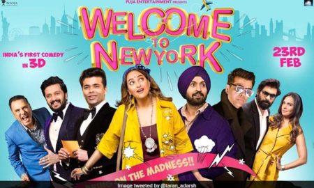 Karan Johar,Welcome To New York
