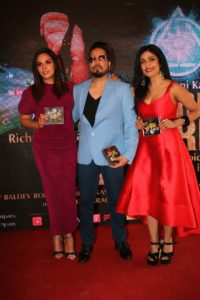Mika, Shibani,  Richa, music video