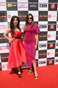 Shibani Kashyap and Richa Chadha
