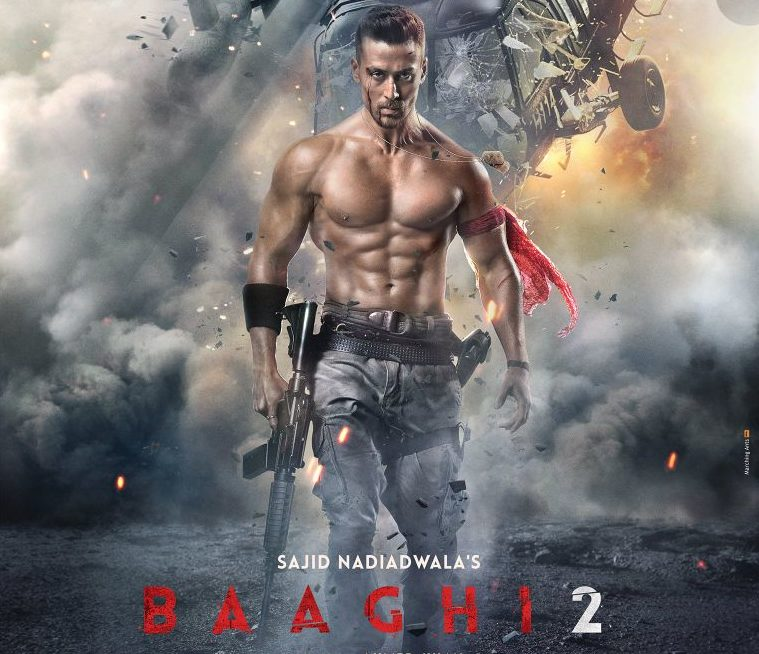 Baaghi 2,poster