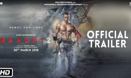 tiger shroff aka ronnie is back