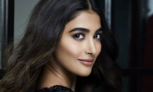 Pooja Hegde, Most Desirable Woman 2017'