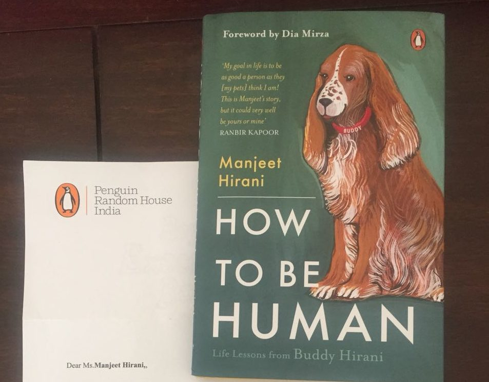 Manjeet Hirani, How To Be Human