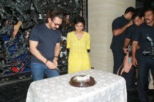 Aamir Khan, birthday