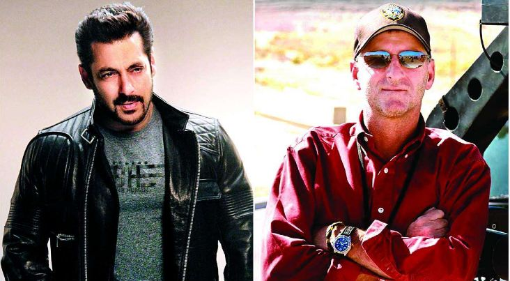Race 3,Salman Khan,Tom Struthers,