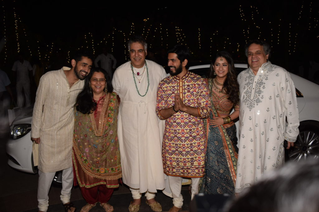 Bollywood, celebs, wedding reception, The Club, Mumbai