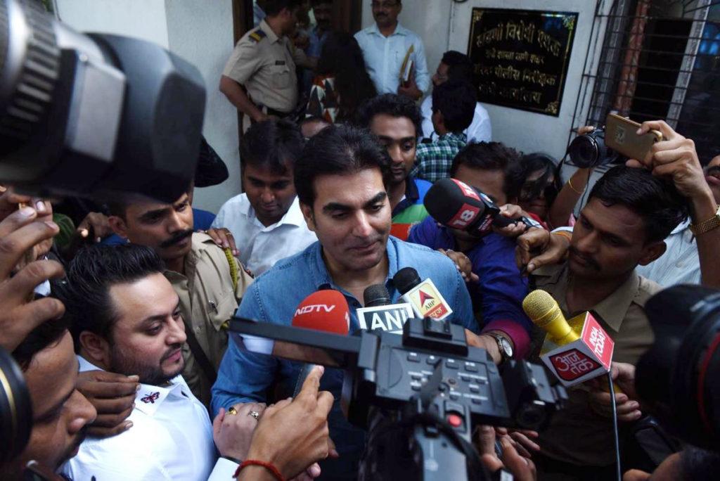 Arbaaz Khan, IPL betting case