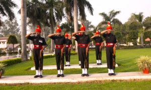Regiment Diaries, Jat Regiment