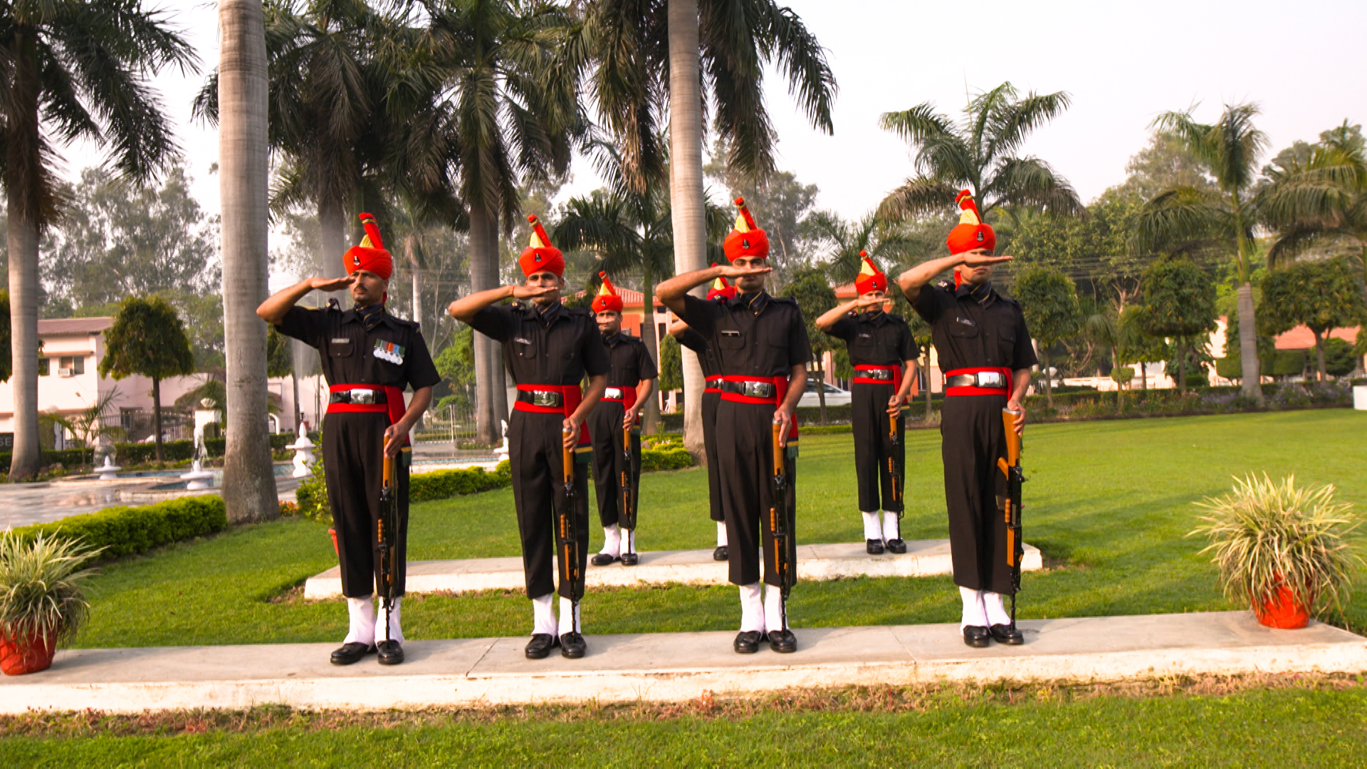 Regiment Diaries, Jat Regiment