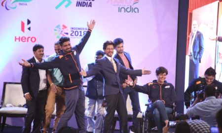 Asian Para Games 2018, Shah Rukh Khan, BollywoodDhamaka