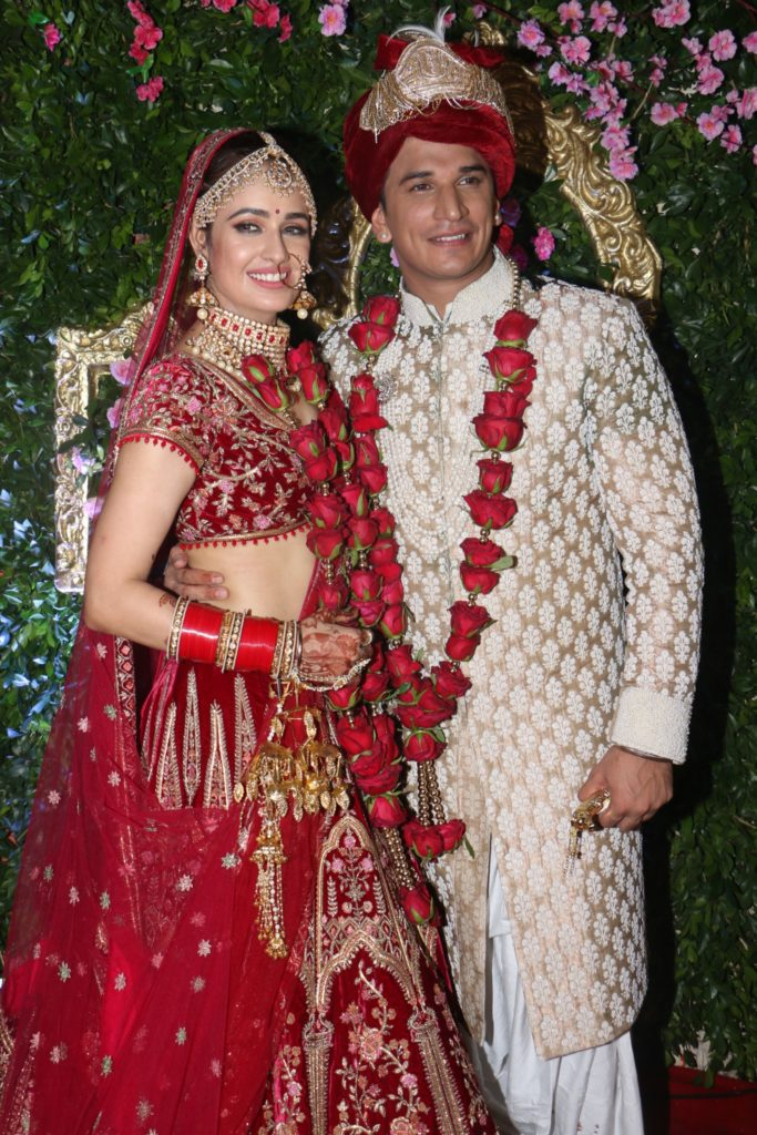 PHOTOS, Prince Narula, Yuvika Chaudhary, marriage
