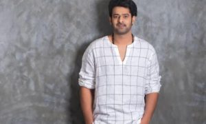 Prabhas strict on fitness, but cheats with Biryani!