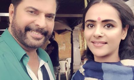 Mammootty and Prachi Tehlan