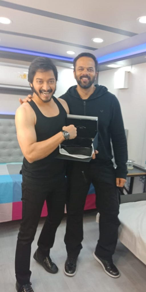 Shreyas and Rohit