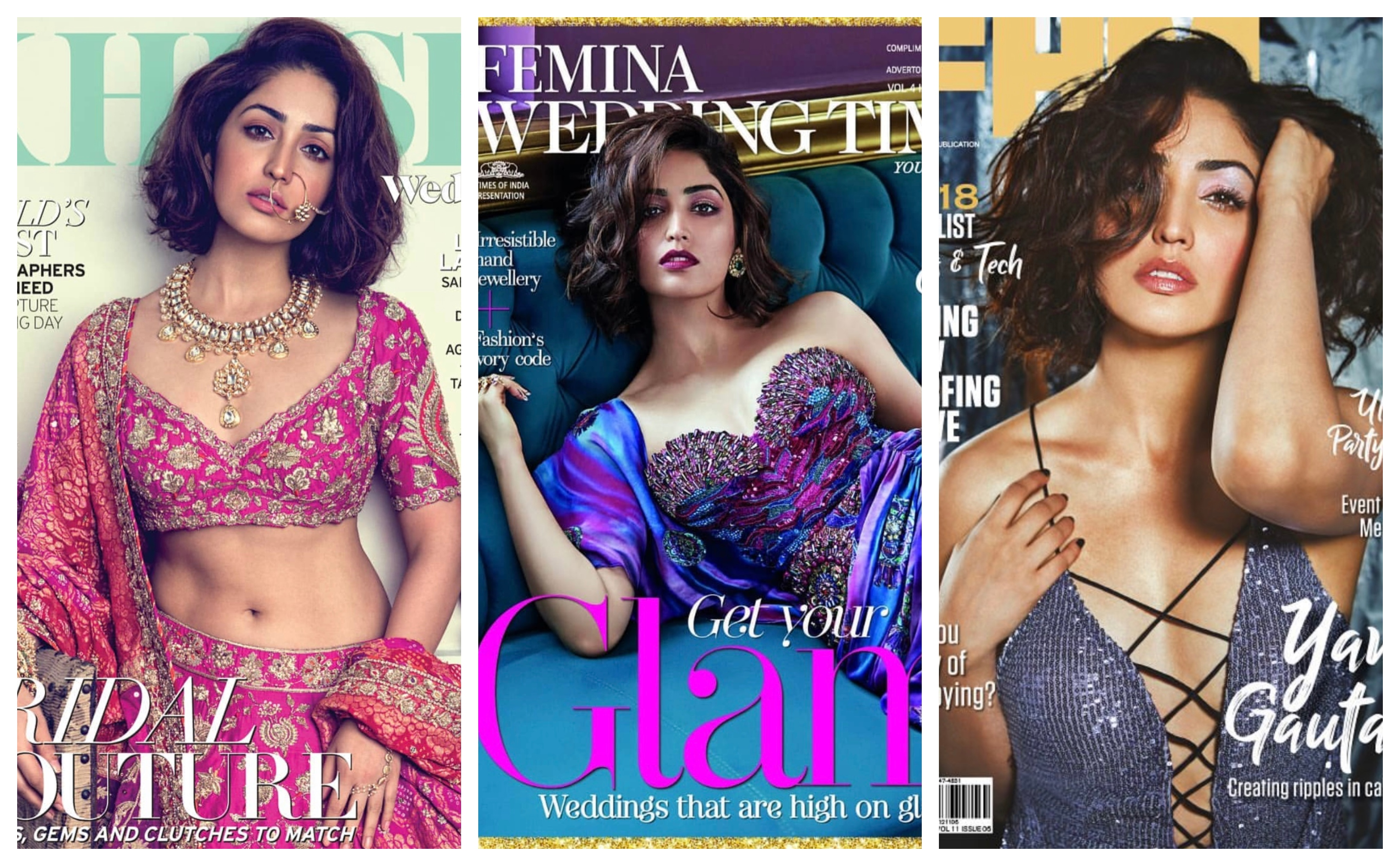 Check out Yami Gautam, FHM