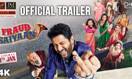 official trailer fraud saiyaan s