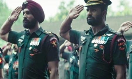 URI - The Surgical Strike, Vicky Kaushal, RSVP