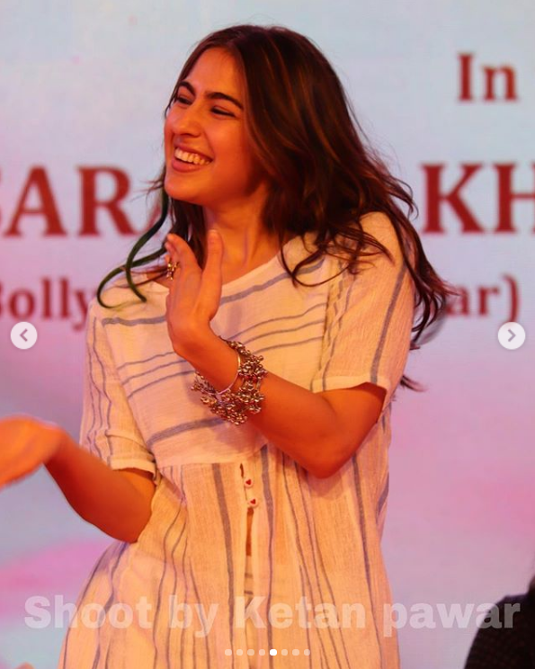 PHOTOS, Sara Ali Khan, The Burnt Soul, Kolhapur, BollywoodDhamaka