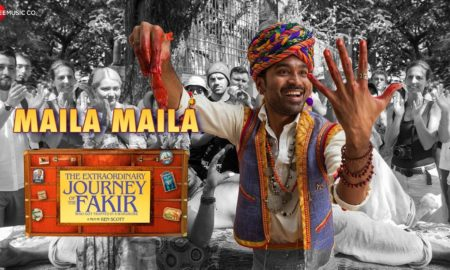 dhanush latest song maila maila