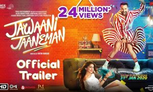 official trailer jawaani jaanema