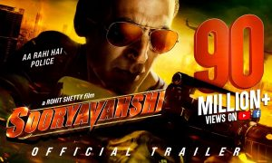 sooryavanshi official trailer st