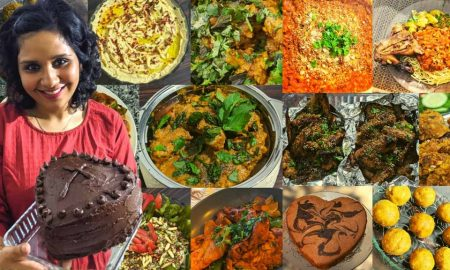 Preetisheel Singh Food collage