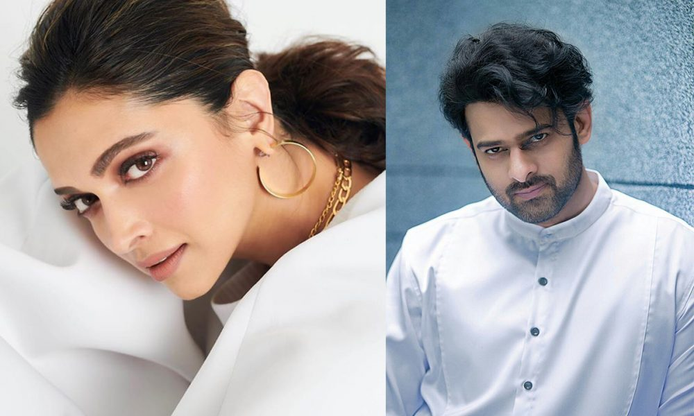 Fans overwhelmed to see Deepika Padukone and Prabhas on ...