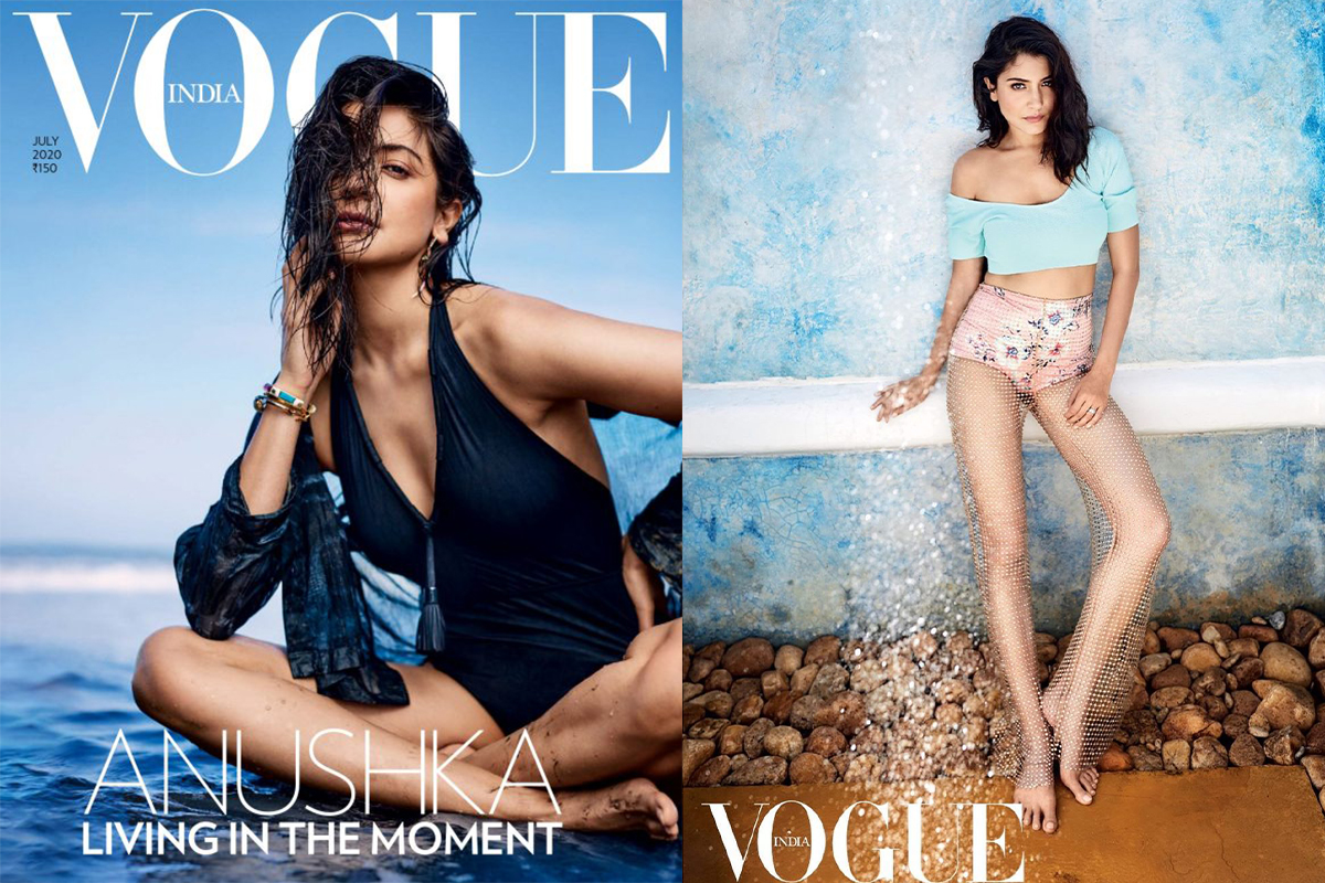 Anushka Sharma, Vogue photoshoot, BollywoodDhamaka