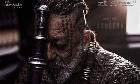 KGF Chapter 2, Sanjay Dutt, first look, Adheera