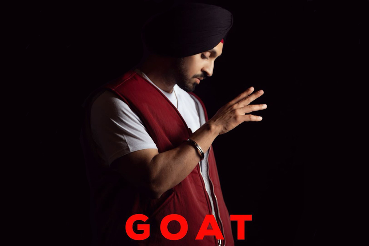Diljit Dosanjh, unseen picture